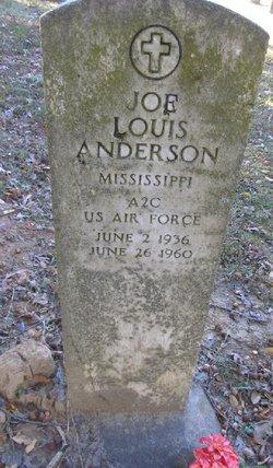Joe Louis Anderson