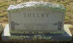 Francis Etoise <i>Lawrence</i> Shelby