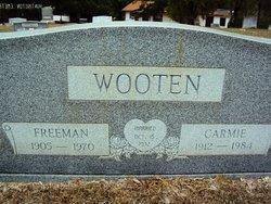 Carmie <i>Wooten</i> Pelton