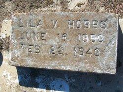 Lila V. Hobbs