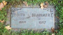 Edith <i>Lones</i> Brammer