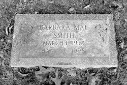 Barbara Mae <i>Watson</i> Smith
