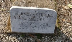 Aubrey Ezekiel Bazemore