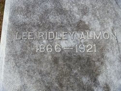Alice Lee <i>Ridley</i> Almon