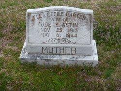 Ella Cecile <i>Carter</i> Astin
