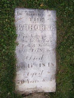 Rev William Horne