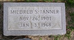 Mildred Lucy <i>Staton</i> Tanner