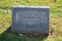 Walter C Bates