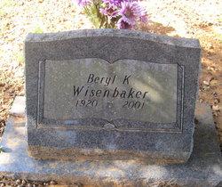 Beryl Kenneth Wisenbaker