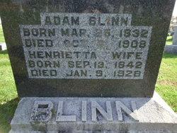 Henrietta Jane <i>High</i> Blinn Enyert