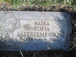 Zofia <i>Karczewski</i> Jastrzembowski