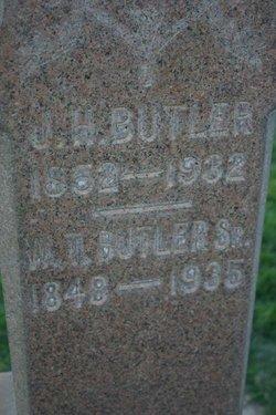 William Thomas Butler, Sr