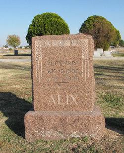 Alice B Alcy <i>Nichols</i> Alix