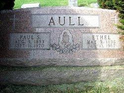 Ethel Philomena <i>Higdon</i> Aull