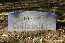 Frank Stewart Dixon