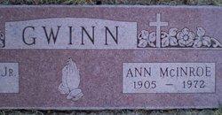 Ann <i>McInroe</i> Gwinn
