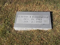 Clayton B Buddemeyer