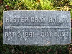 Hester <i>Gray</i> Bailey