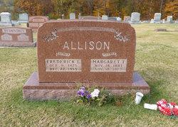 Margaret T <i>Dayton</i> Allison