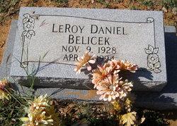 LeRoy Daniel Belicek