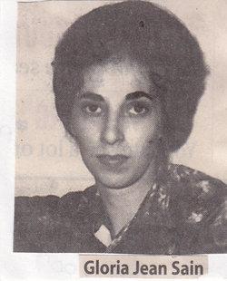 Gloria Jean <i>Sharp</i> Sain