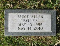 Bruce Allen Boles