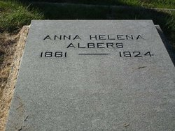 Anna Helena Albers