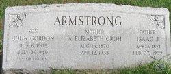 A Elizabeth <i>Groh</i> Armstrong