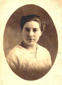 Verna Louise <i>Fisher</i> Cagley