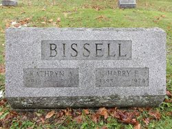 Harry Fred Bissell
