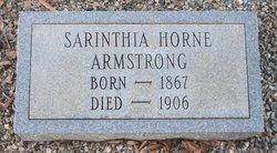 Sarinthia <i>Horne</i> Armstrong