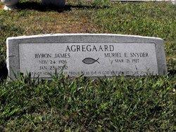 Byron James Agregaard