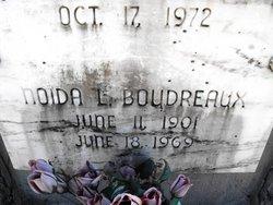 Noida L. Boudreaux