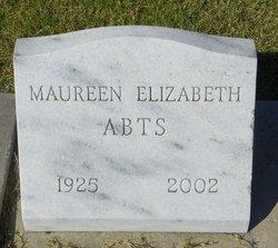 Maureen Elizabeth Abts
