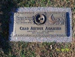 Chad Arthur Adamson
