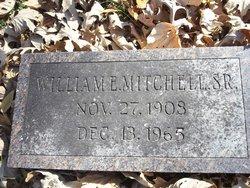 William Edward Mitchell, Sr