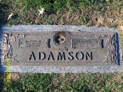 McCoy M. Adamson