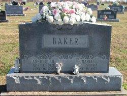 Annie <i>Bush</i> Baker