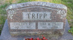 Edna M <i>Strout</i> Tripp