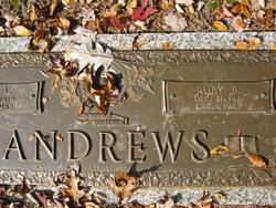 Ruby Lee <i>Bundy</i> Andrews