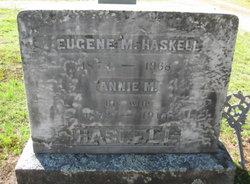 Eugene Maurice Haskell