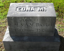 Edna M Haskell