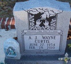 A J Wayne Curtis