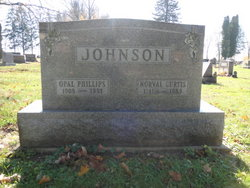 Opal <i>Phillips</i> Johnson