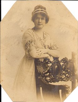 Theodosia Eugenia Teddie <i>Clark</i> Thibault