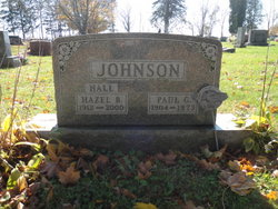 Hazel Faye <i>Benedict</i> Johnson