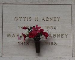 Ottis H Abney