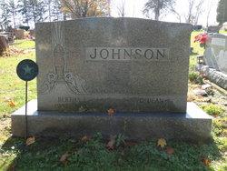 Bertha E Johnson