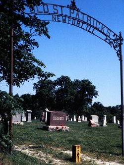 Old Saint Patrick's Cemetery