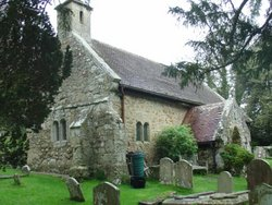 St Boniface Old Churchyard